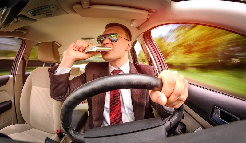 Driving While Intoxicated Lawyer At Trichter & LeGrand