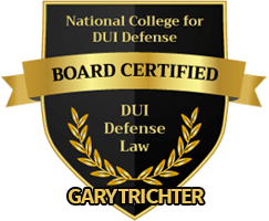 Texas DWI Attorney - Gary Trichter NCDD Board Certified