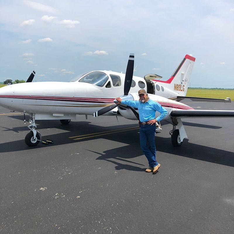 Cessna Golden Eagle 421C - Gary Trichter