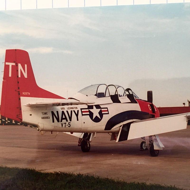 T-28C Trojan