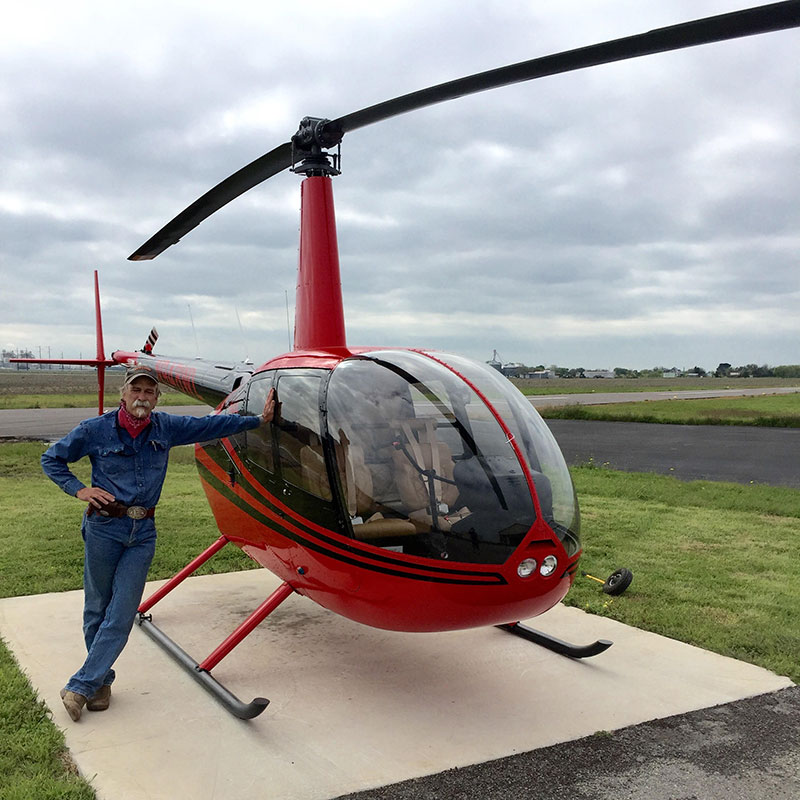 Robinson Helicopter-R44