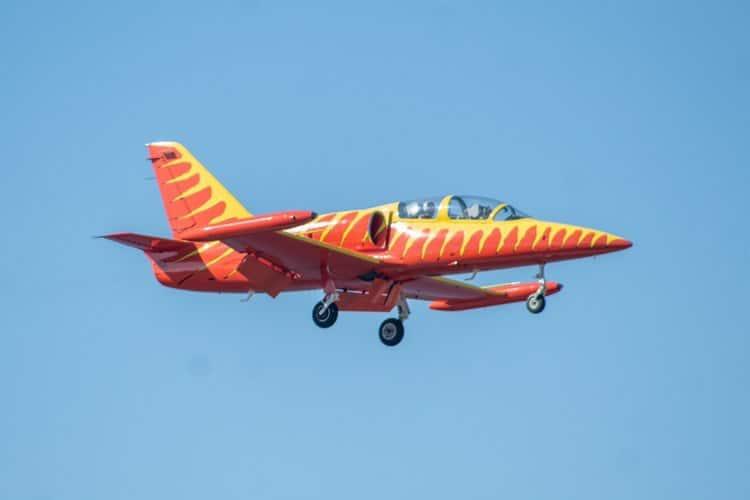 Gary Trichter Aero Vodochody Albatros L39Cs